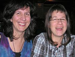 Andrea und Claudia